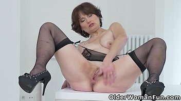 Mature secretary Alice Sharp needs getting off in office