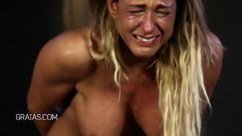 Spanking crying porn gallery Fitness trainer cunt whipped until she broke