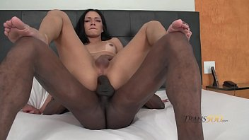 Hannah Rios Gets Her Cock Sucked then Ass Fucked by BBC