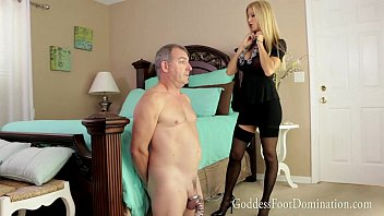 Husbands Awaited Release with Goddess Alexis