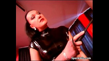 Sweet and lustful blonde slave has her