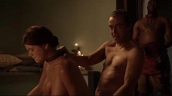 Spartacus hot sex scene-433