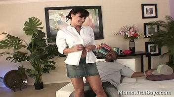 Lisa Ann gets her wet pussy pounded with big fat hard black cock