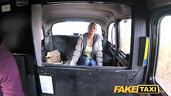 Fake Taxi MILF rides Czech cock for free ride thumbnail