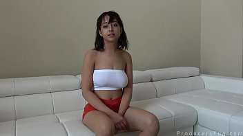 Big Eyed Babe Likes It Rough porno izle