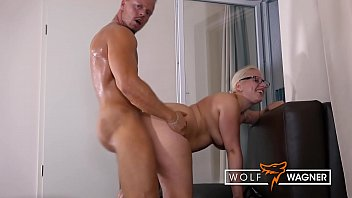 Jill wagner nude fakes Picked up banged in hotel horny blonde milf jana schwarz receives full load of hot sperm in open mouth wolf wagner love wolfwagner.love