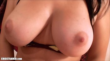 A Cock Gobbling Personal Best! Britney Swallows Milking Two Cum Facials in 7 Minutes. Big Natural Amateur Tits!
