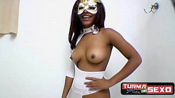 Our black hottie arrived with fire in the ass - Frotinha Porn Star -  -  -