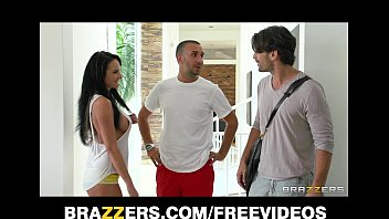 Alektra Blue is stripped and fucked hard in her Jacuzzi