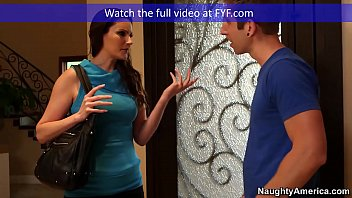 Naughty America Samantha Ryan Fucking In The Bedroom With Her Athletic Body