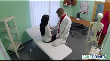 Patient gets fucked in doctors office (More Hot Chicks Here! L​etF‌uck​69.com)
