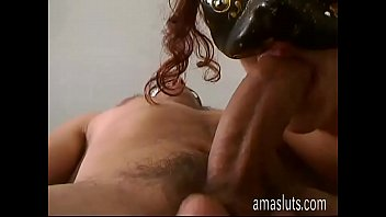 Doggystyle cats porn Amateur pussy with cat mask shows what she has between her legs