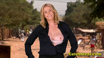Chelsea Handler Shows Tits In Public And Everywhere Else