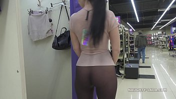 Shopping for transparent clothing