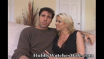 sex arbk - hubby nervous about swinging wife thumbnail