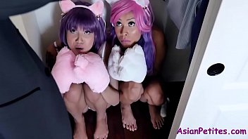 Getting Naughty with ASIAN DOLLS