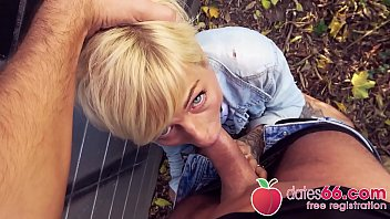 TOP 5! AWESOME outdoor fuck compilation - German chicks get banged in multiple positions before swallowing a hot cum load! (ENGLISH) Dates66.com
