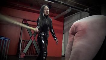 A VIETNAMESE P.O.W. CANING. Starring g0ddess Miki