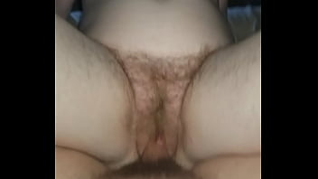 Wife rides me..