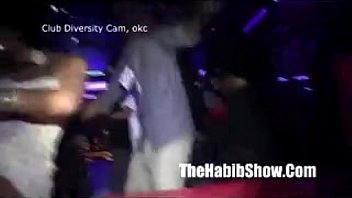 Club Diversity Booty shaking ass clappin