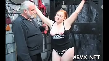Jeu video porn - Extreme slavery video with cutie obeying the dirty play