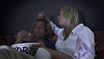 Missax.com - Movie Night With Mommy - Preview (Tyler Nixon And Alexis Fawx)
