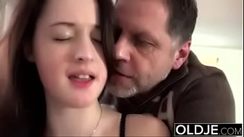 Old Young Amazing BIG TITS girl fucks old man - TNAFlix Porn Videos