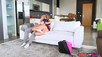 Moms Bang Teen - Naughty Needs threesome by Reality Kings thumbnail