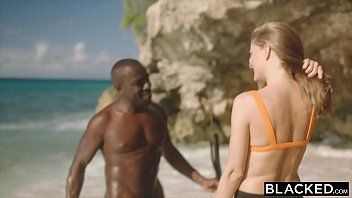 BLACKED Spontaneous BBC On Vacation