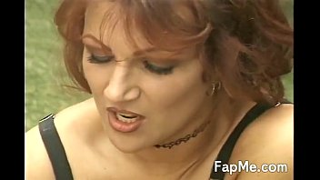 Plus size sexy leather outfits Slut shows off her cock sucking skills