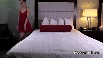 Crazy Teen's First Black Cock and Anal
