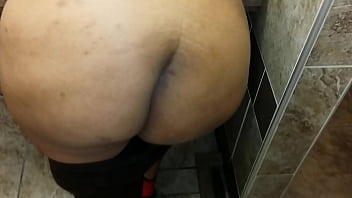 Part 2: Pregnant bitch from Davenport,  IA show off her body