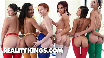 Streaming Video Sexy Orgy With (Demi Sutra, Vina Sky, Sabina Rouge, Lacy Lennon, Gabbie Carter, Lasirena69) - Reality Kings - XLXX.video