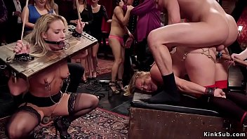 Hot butts slaves getting whips