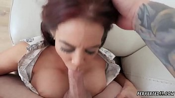 Mom needs money and professional milf teaching first time Ryder Skye