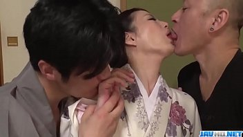 Miria Hazuki fucked well by two males in need - More at javhd.net