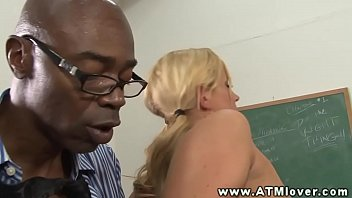 ATM Briella Bounce fucked by black cock