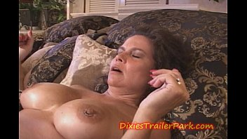 Ass lick sexy that trailer Two milfs creamed on a boat