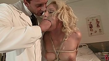Kinky sex therapy for sex maniac girl. BDSM bondage sex movie.