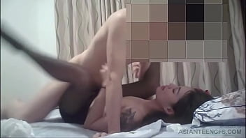 Sex with a skinny Asian girl 12分钟