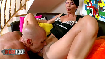 Mademoiselle Justine ready to be poked 11 min