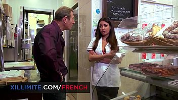 Anissa Kate anal fucked in the kitchen
