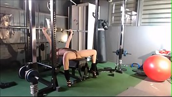 Gym clas eros Dutch olympic gymnast workout video