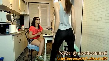 Twins Masturbation Each Other On Live Webcam thumbnail