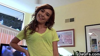 Kaylee Haze knows how to get her man's attention