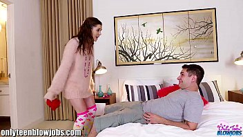 OnlyTeenBlowjobs Kasey Warner SLOPPY Blowjob