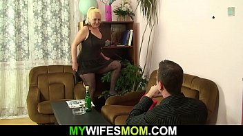 Diry Photosession And Taboo Sex With Old M. In Law