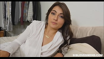 Cute Petite Teen Step Sister Adria Rae Sex From Step Brother For Payment