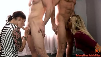 Two Milf's Fuck Their Sons and Daughter Together Preview