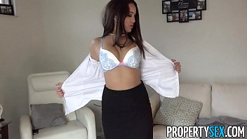 PropertySex - Real estate agent r. sex video with client for cheater ex